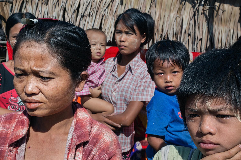 """Burma #4"" - Hlaing Tharyar, Burma - 2012"