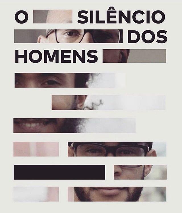 """E já temos o primeiro trailer do documentário """"O silêncio dos homens"""" :) O filme chega no final de agosto, depois de muitos meses de trabalho e uma pesquisa com mais de 40 mil pessoas. ⠀ Nosso idéia é iniciar uma conversa necessária em tornos das masculinidades no Brasil — como os meninos são criados, as dores que os homens causam e as que sofrem, as qualidades, as omissões e os processos de mudança. Espero que gostem! ⠀ Obrigada, @naturabroficial, @reserva e @papodehomem pela oportunidade 🖤"""
