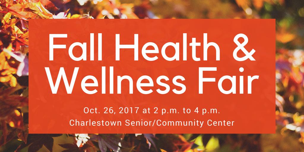 Fall Health and Wellness Fair 2017