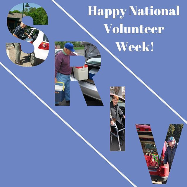 Did you know April 7-13 is National Volunteer Week? We'd like to take the time to thank our volunteers and community partners for everything they do for us & our communities. The world is a brighter place with people like you! #volunteerweek #rhodeisland #service