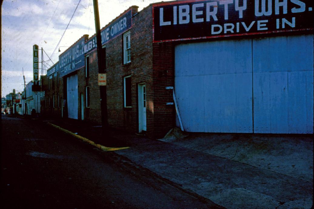 Liberty Warehouse, c. mid-1960s via Open Durham
