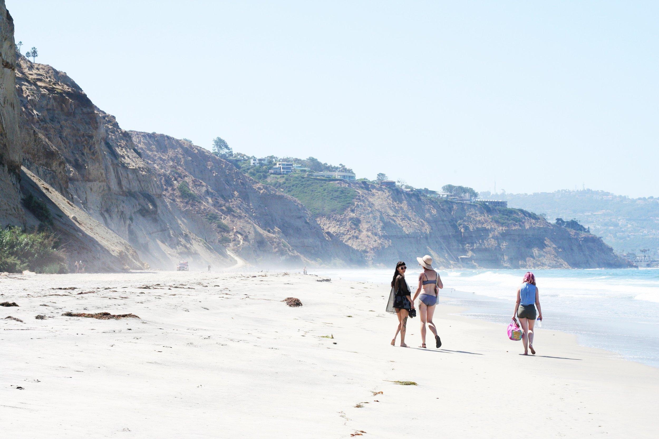 Day 1, Black's Beach