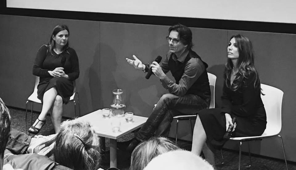 Q&A with director Mark Charles, musicologist Anastasia Belina Johnson and producer Liz Smith