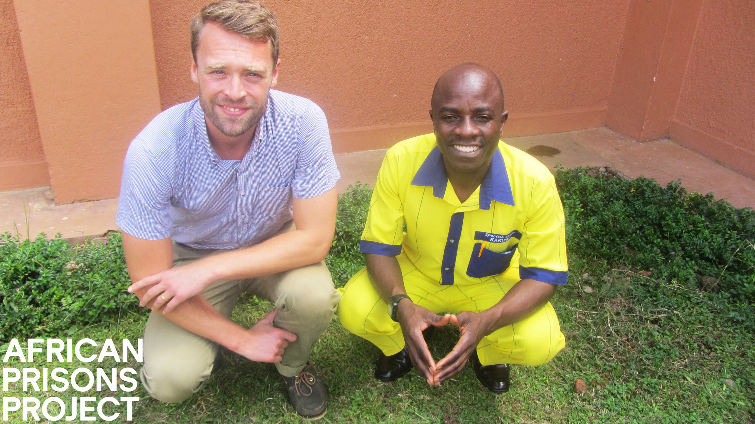 Pascal poses for a photo with Peter Hoode.jpg