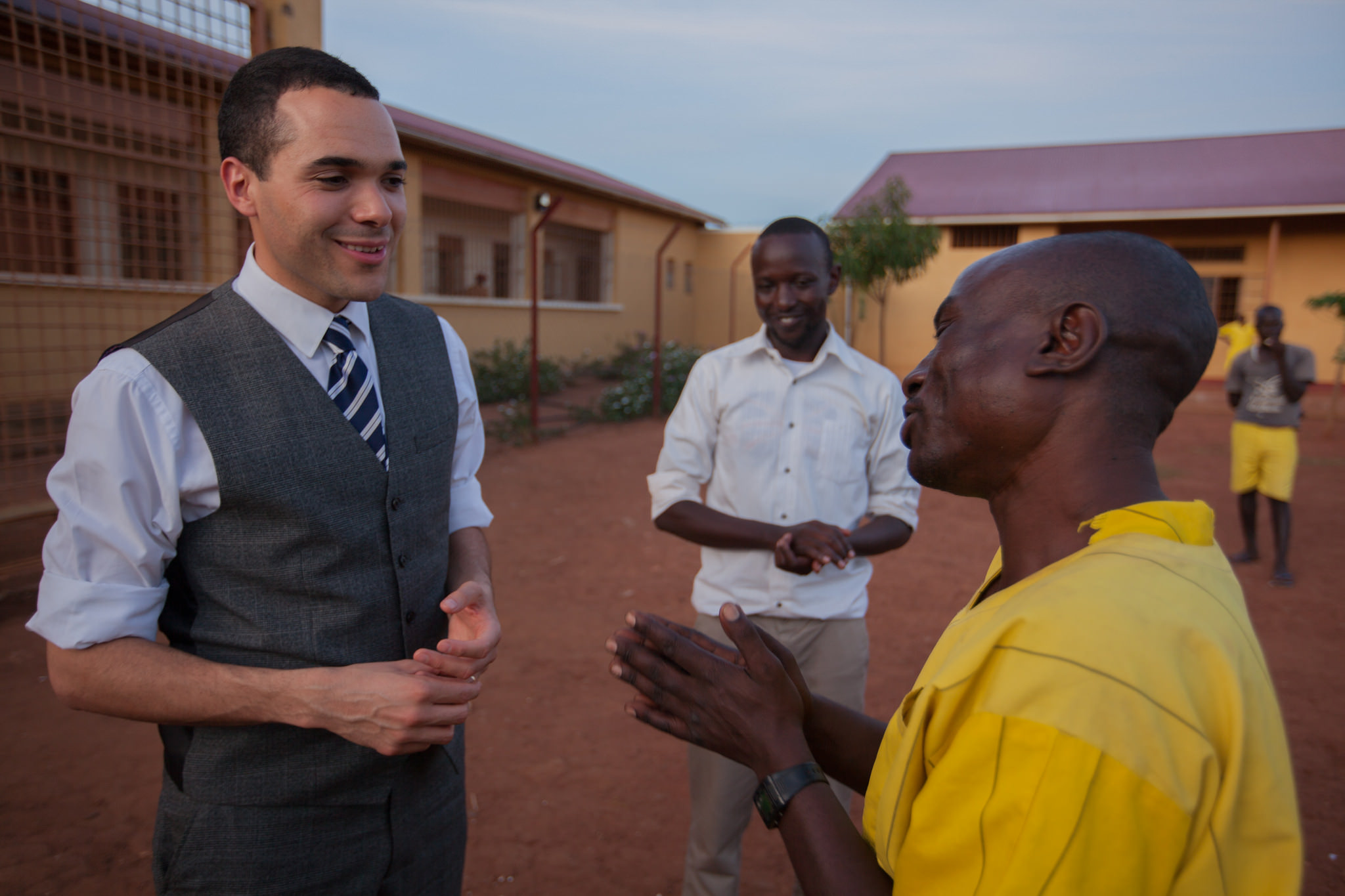 APP WORKS WITH THE QUEEN'S COMMONWEALTH TRUST - Alexander McLean shares his hopes and aspirations on the BBC Today Programme with special guest editor Prince Harry of a new generation of commonwealth changemakers who uphold the rule of law and ensure the most vulnerable people have fair representation in court. Read the full essay!