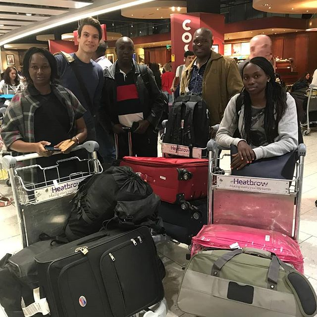APP provides opportunities for prison officers from East Africa to go to the UK to learn prison best practices. Today, we welcome four officers who have all departed Kenya to embark on a one month Justice Changemaker Journey. The four were received by our Secondment Development Manager, Matteo Cassini. #MondayMotivation#LearningJourney#Secondment#Changemakers#Kenya#Prisons#Africa#Education#Leadership