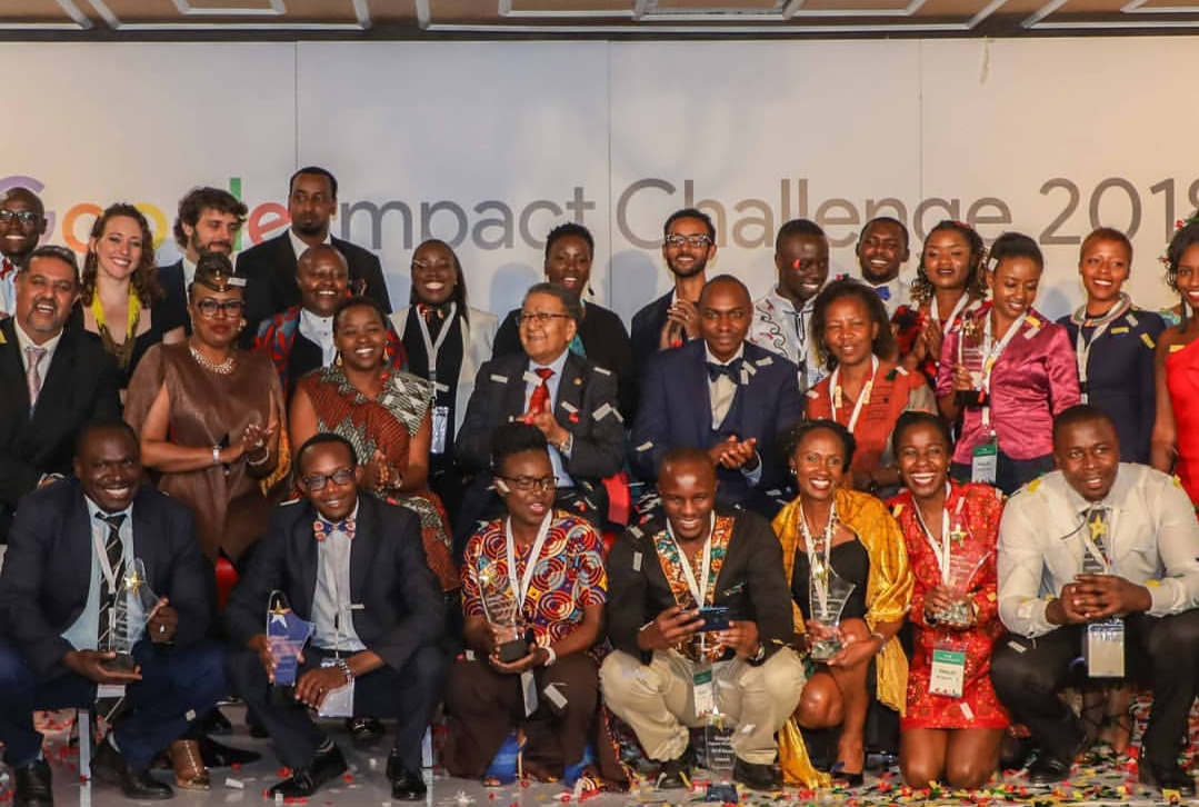 Finalists of the 2018 Google Impact Challenge