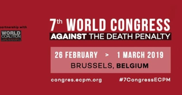 T-4 days to the 7th World Congress Against the Death Penalty! This conference will be held at the European Parliament from February 26- March 1. Our very own APP Ambassador and former death row inmate Susan Kigula will be present at the conference. #DeathPenalty #7CongressECPM #AbolishDeathPenalty #Africa #Belgium #Prisons #Brussels