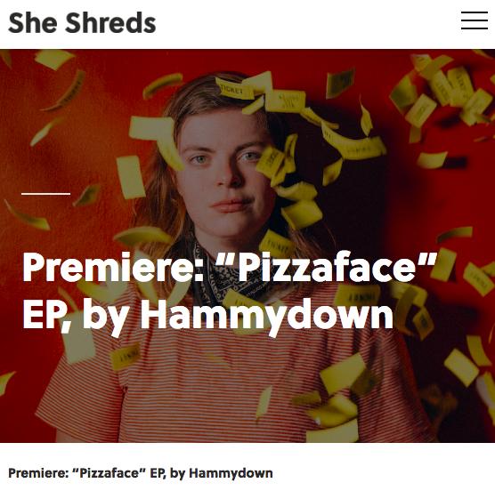 She Shreds -