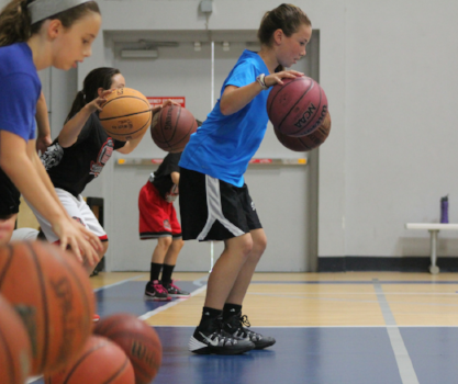 Training & Workouts - Workouts will give players the opportunity to get out of the house & keep their skills sharp during the Holiday season. These camps will focus on developing their mind, body & skill of a basketball player and include a high energy, fun, social environment.