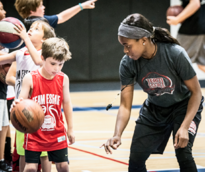 """WORKOUTS - Workouts will give players the opportunity to get out of the house & keep their skills sharp during the Holiday season. Your player will get top notch training which will improve their skills and confidence; as a result take their game to a """"whole notha level""""."""
