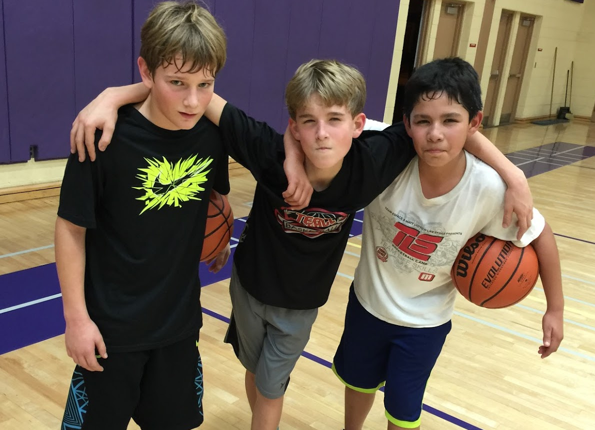 Alex Santillan circa 2015 (far right) after an Anti-Softness workout with two of his training partners. This is when they were learning how to have a anti-softness game time face or #kobeface...still working on that one :)