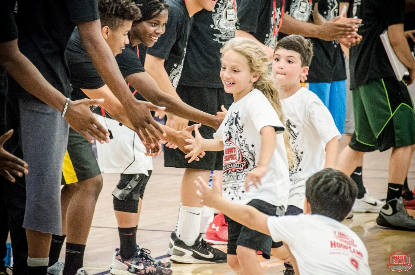 GAMES - Camps will also feature competitive games that will be coached by our elite trainers. These games will focus on the curriculum that will be taught during your workouts. All games will be played in our fun, low stakes, yet competitive environment.