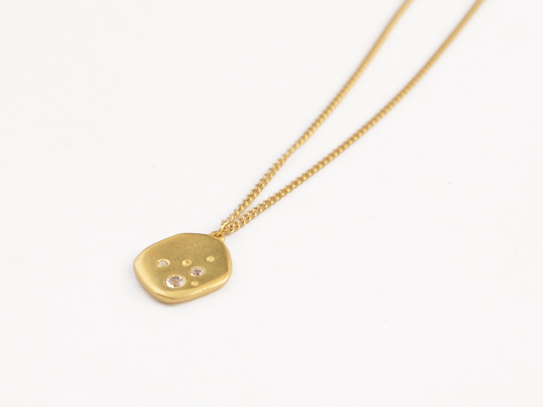 Meteor Necklace  , $178