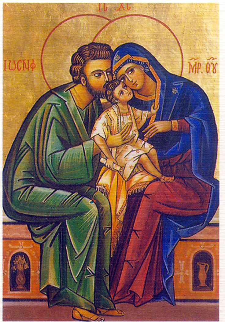 Feast of the Holy Family of Jesus, Mary, and Joseph