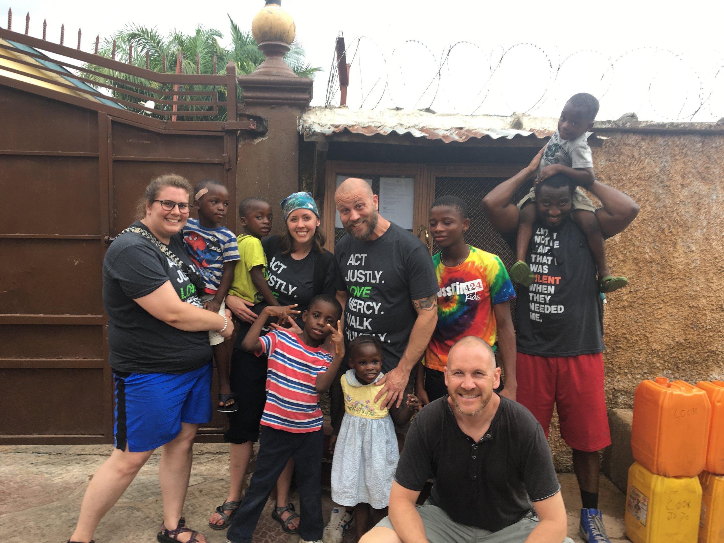 Visit to Sierra Leone