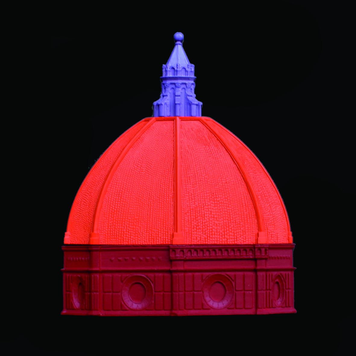 BRUNELLESCHI - Duomo di Firenze  cm. 50 x 50 - € 290,00