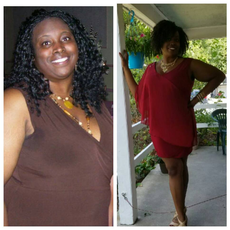 My before and After (well im still goin but the snacks be callin me lol)