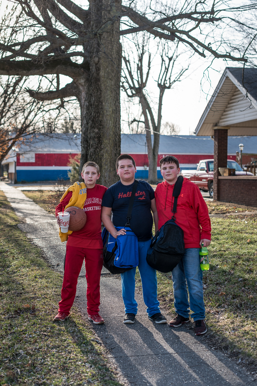 Youth, Carlisle, Indiana, 2017