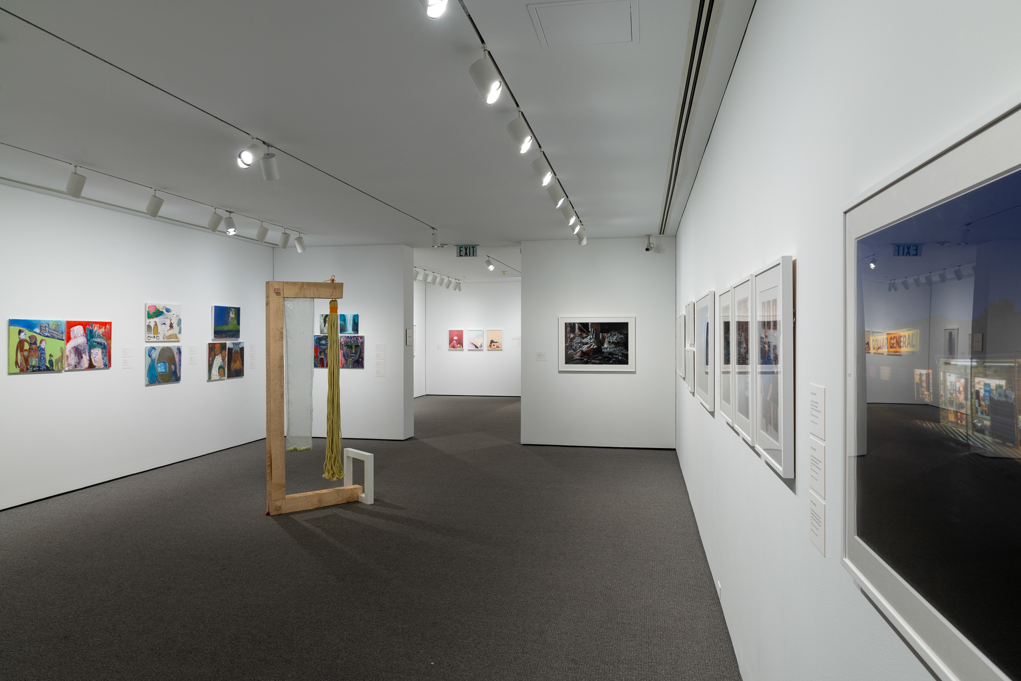 Installation at the Baltimore Museum of Art, 2018