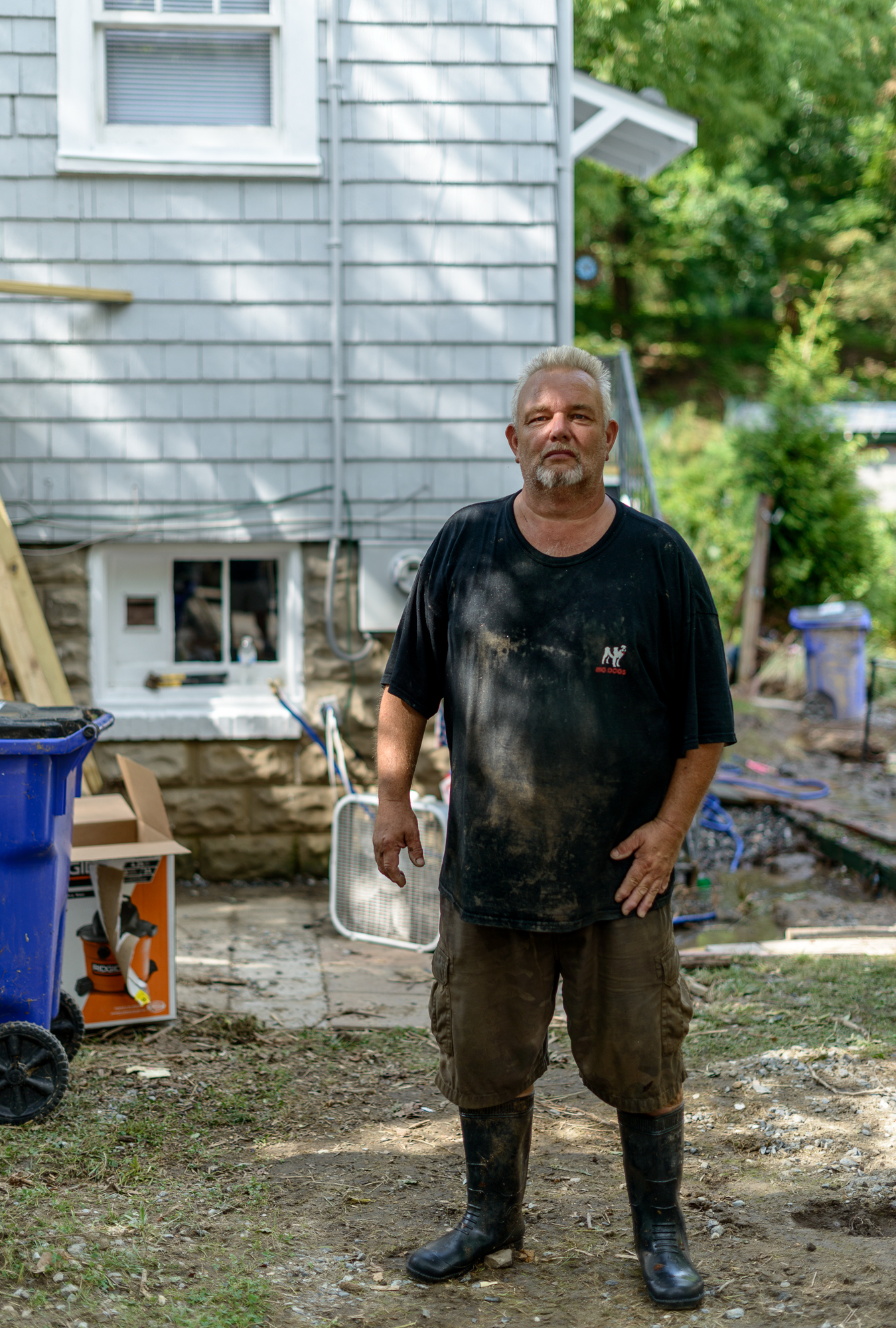 Brian, After the Flood, Ellicott City, Maryland, 2016
