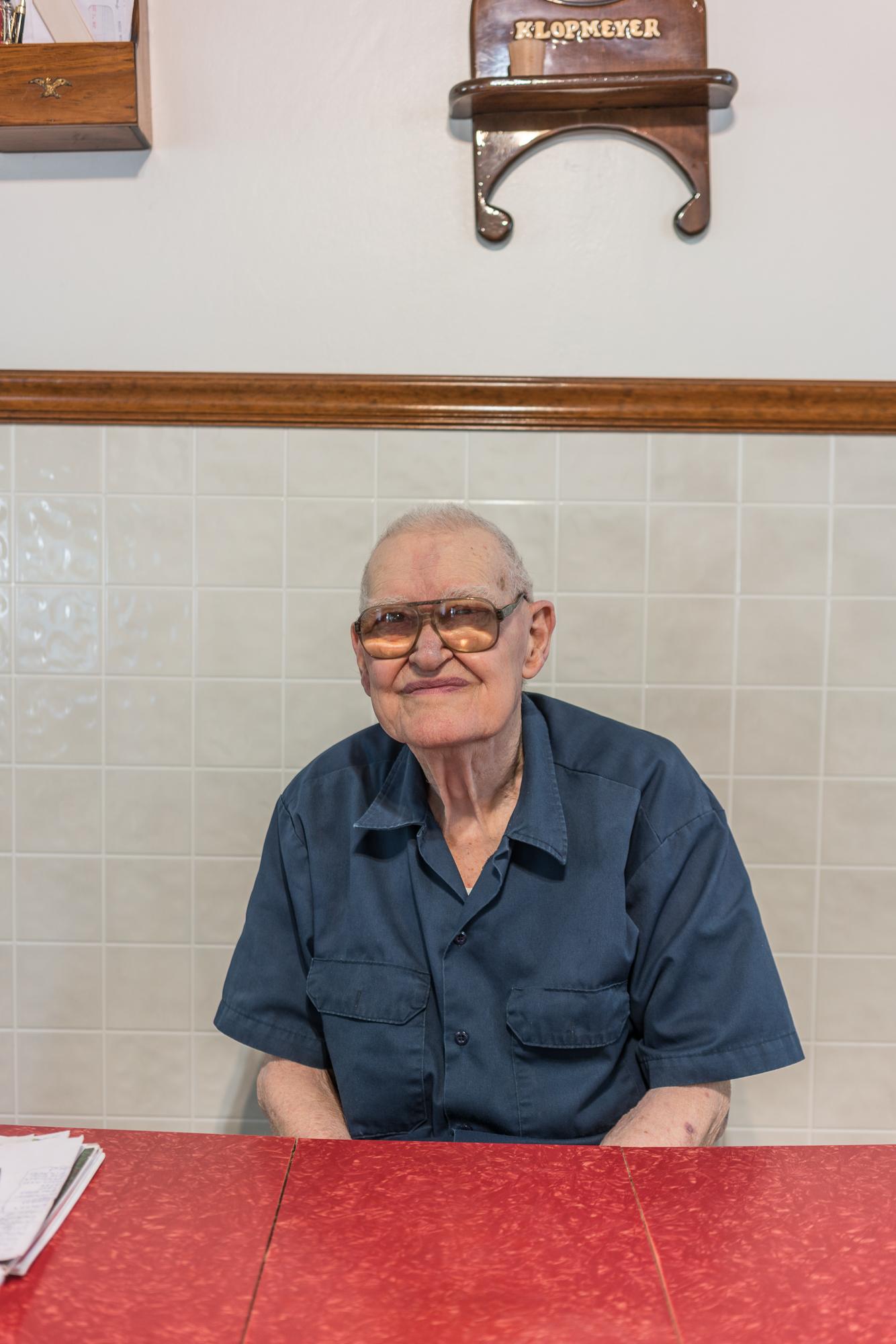 Rob, the Last Coal Miner, Mascoutah, Illinois, 2017