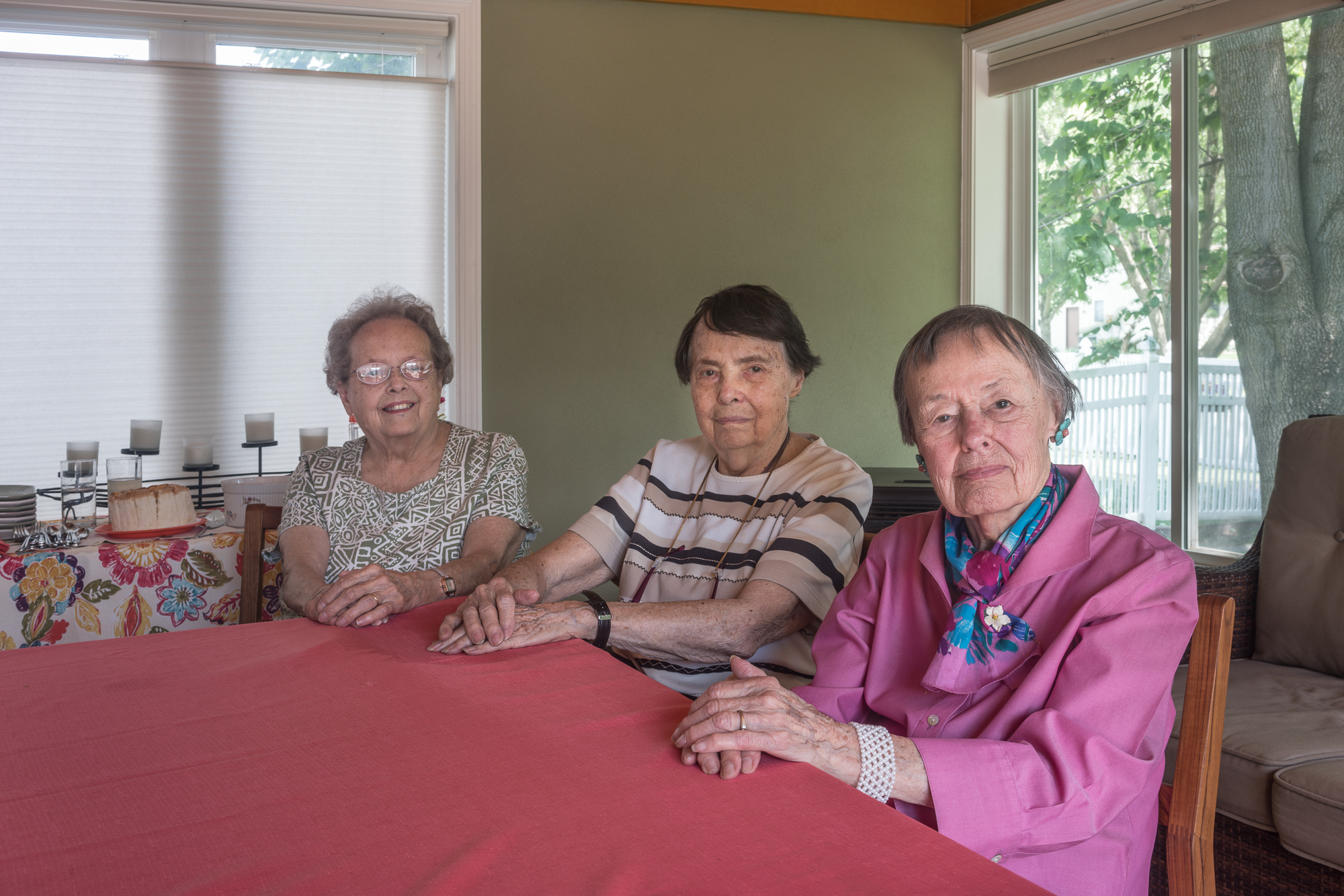 Three Sisters (Marjorie, Dorothy, and Patricia), Mascoutah, Illi