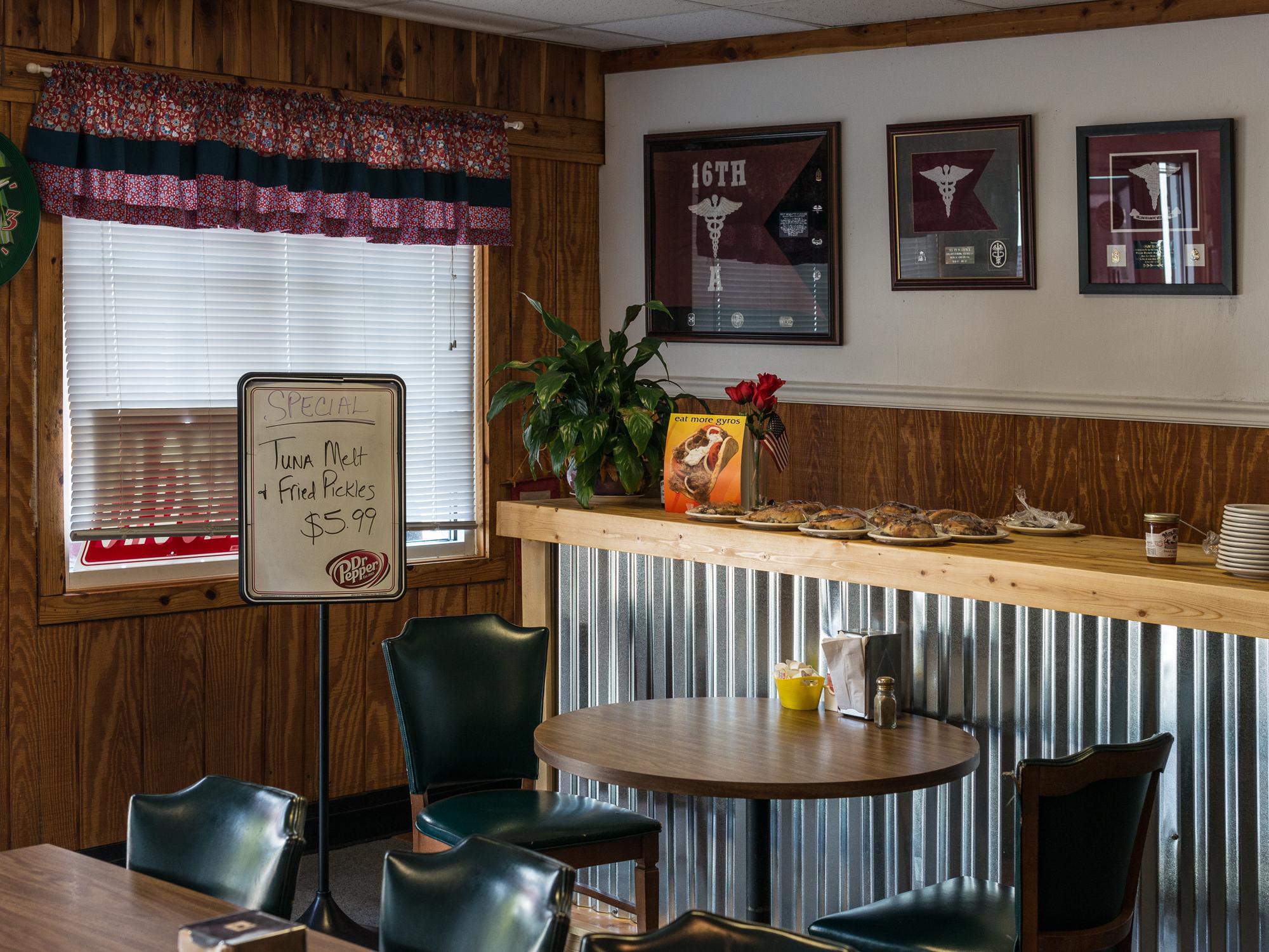 Country Store and Café, Edgar Springs, Missouri, 2016
