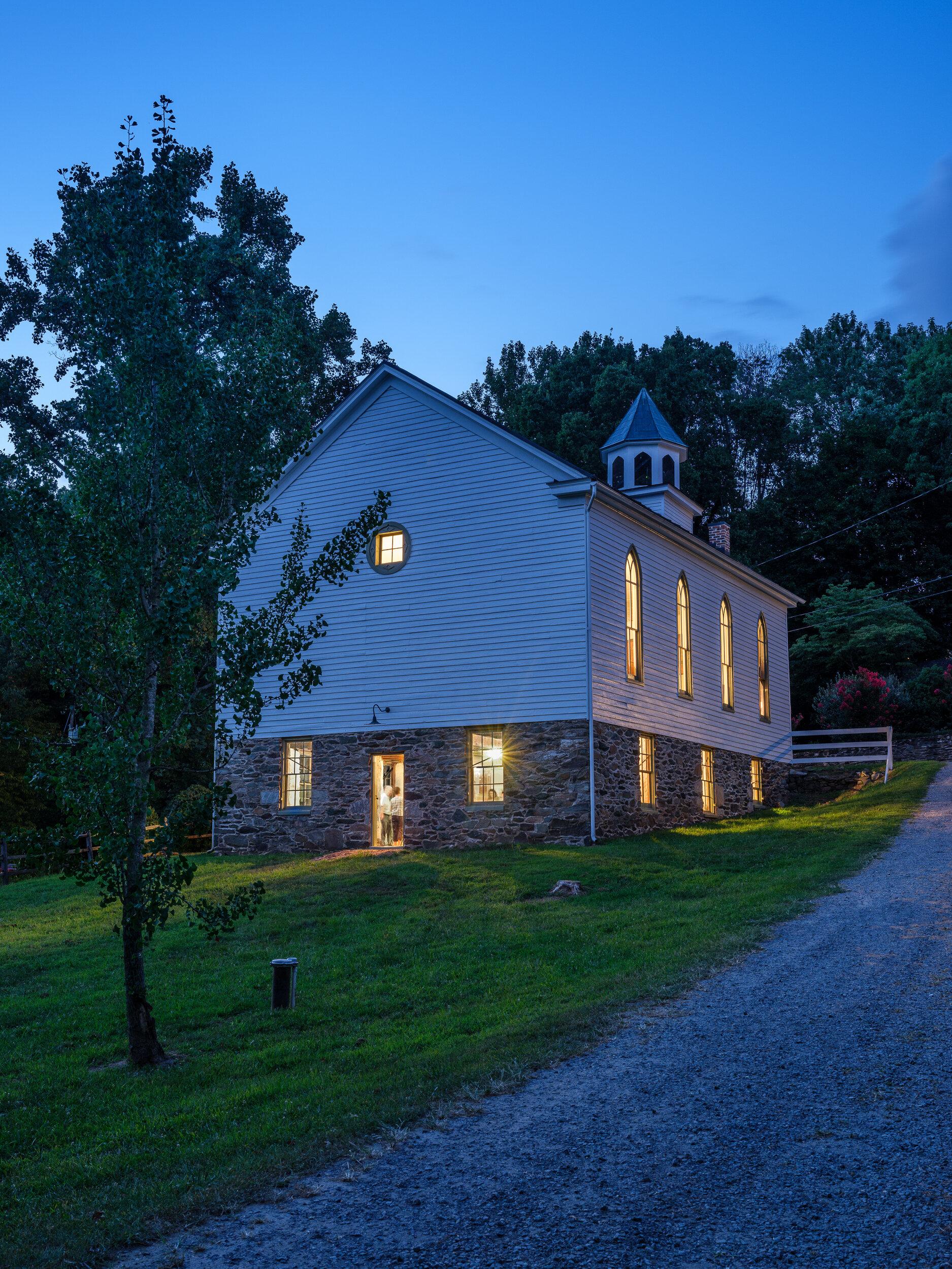 John Wesley Church, Waterford, Virginia, 2019
