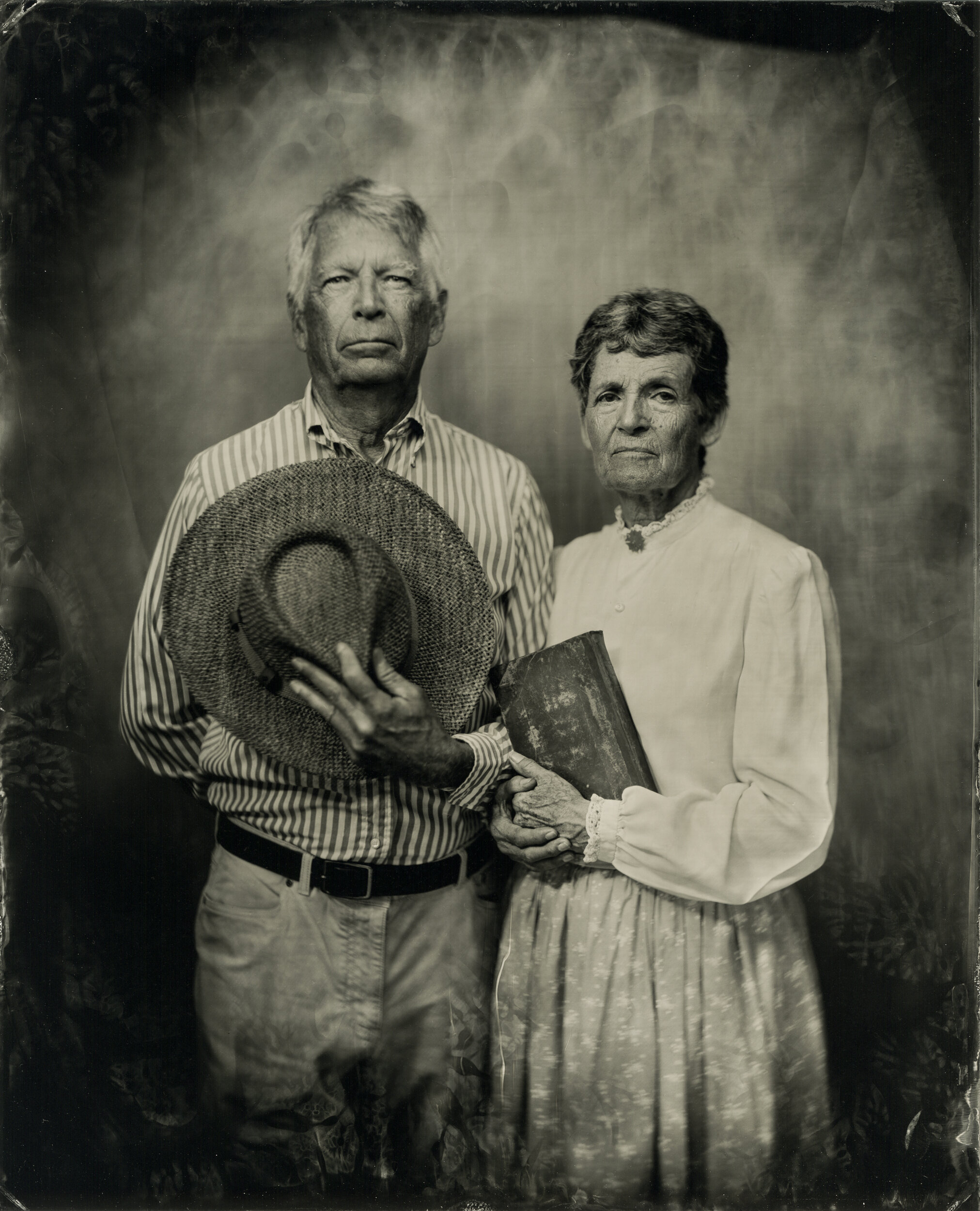 John & Bronwen, Historians, Waterford, Virginia, 2019