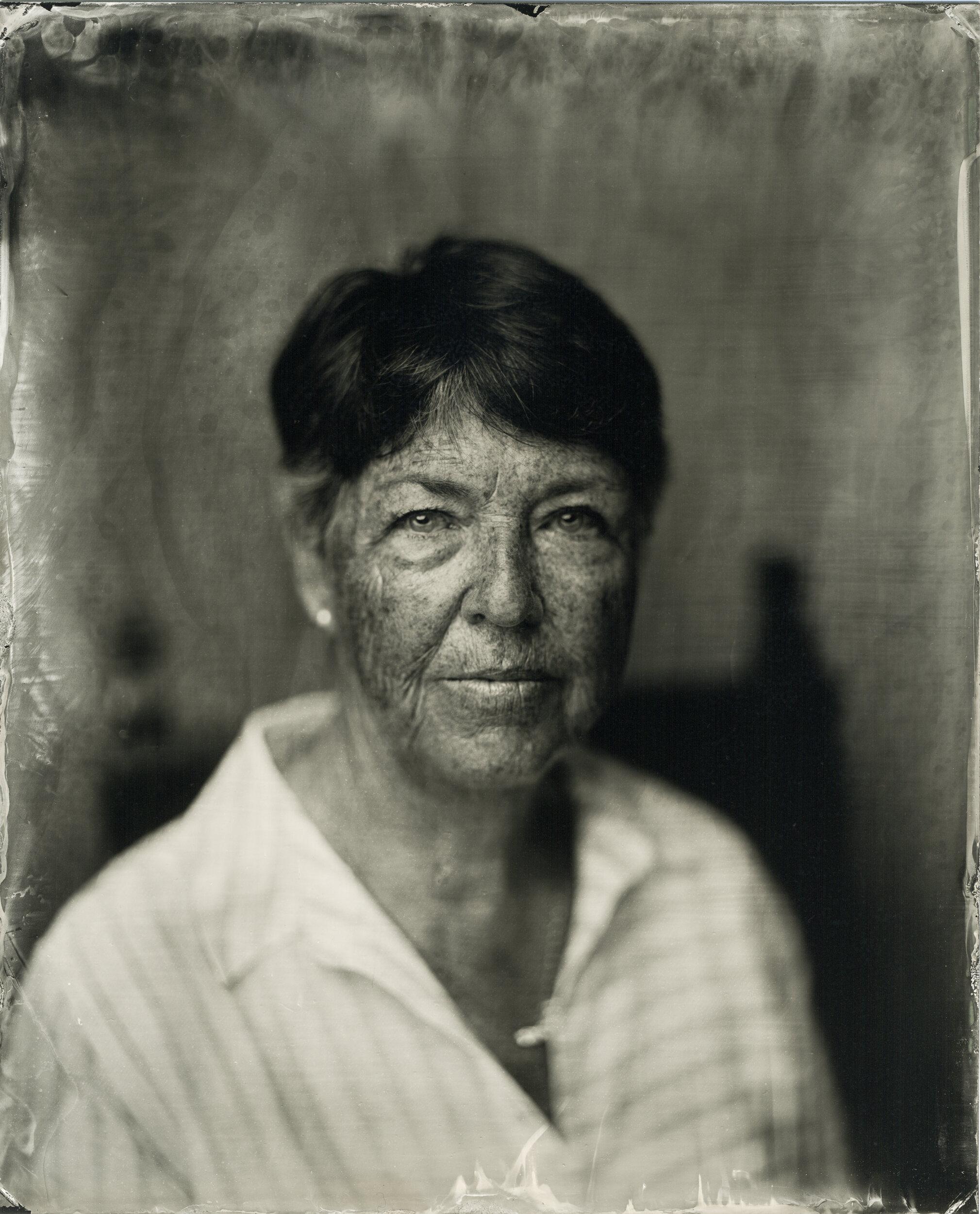 Margaret, Historic Preservationist, Waterford, Virginia, 2019