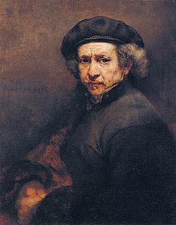 Autorretrato, 1659 Rembrandt Harmenszoon van Rijn