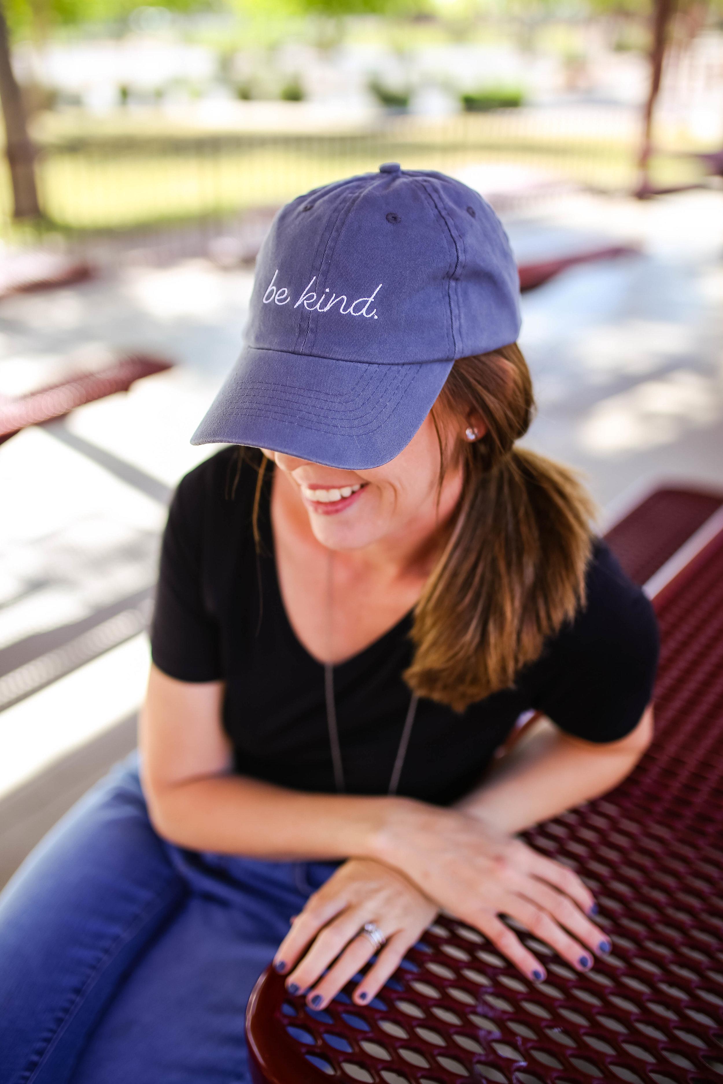 be kind HAT | Raw Sugar Writes