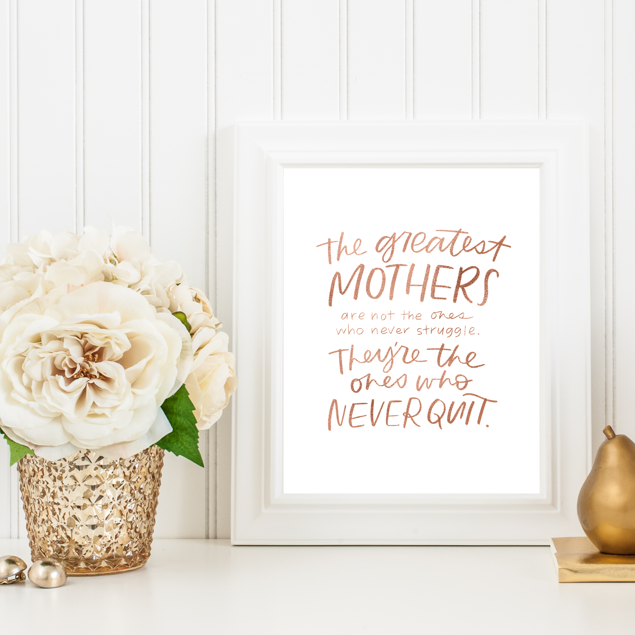New Greatest Mother Print - Get it for just $10!