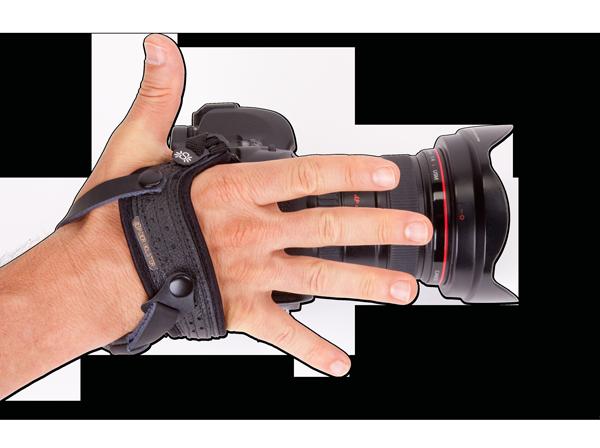 SpiderPro Hand Strap © spiderholster.com