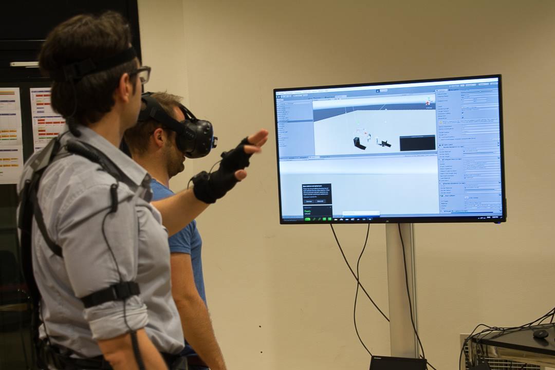 Pics courtesy of VR Creators'Lab