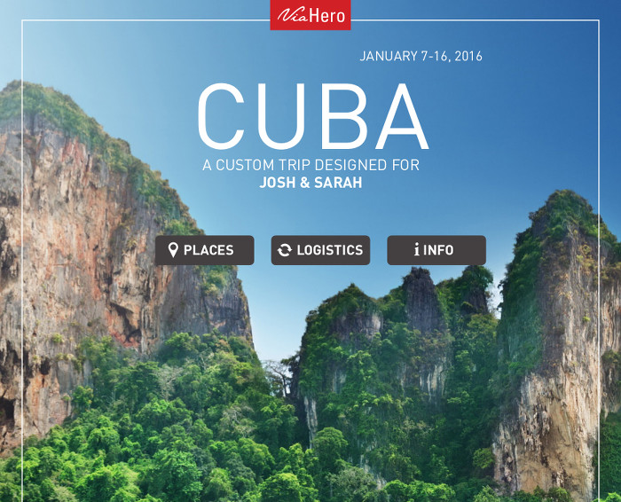 free travel guide  thanks to our partner Viahero