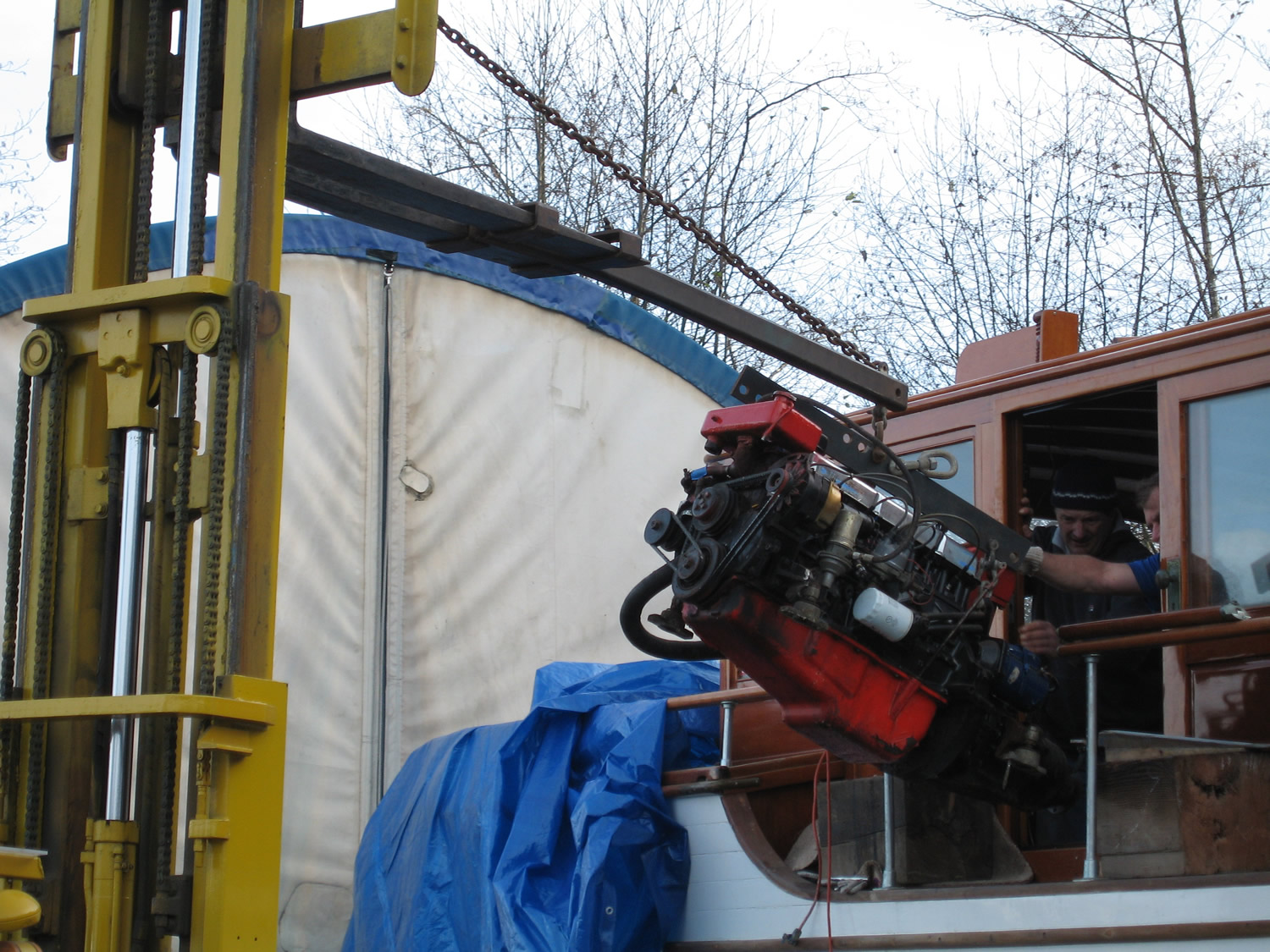 before:  engine pull