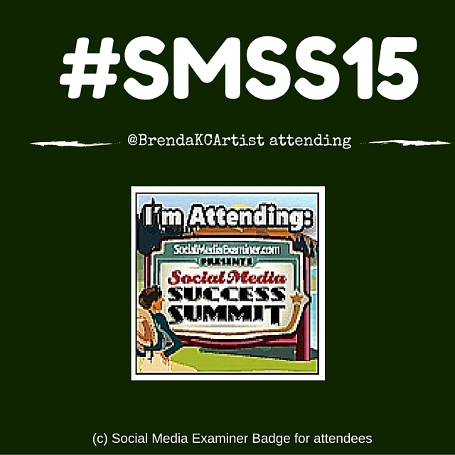 Attended Social Media Success Summits three times, last one in 2015.