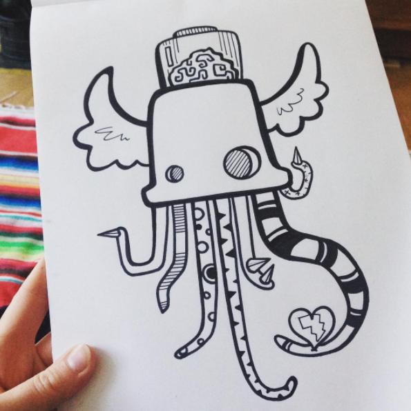 Tori Doodles Tori Fannon