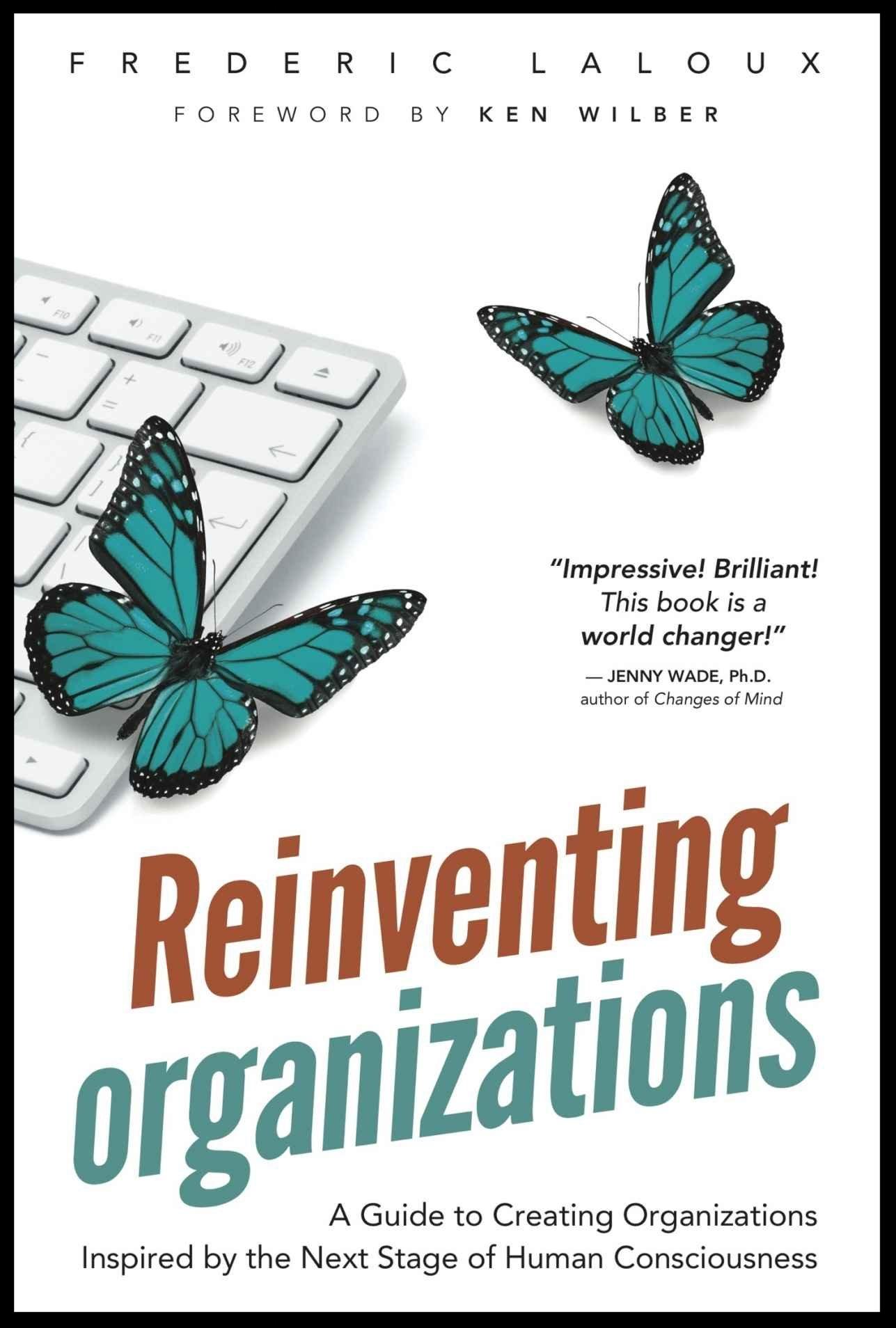 Der Bestseller von Frédéric Laloux ist das Grundlagenwerk zu Teal Organizations. Mittlerweile auch in  deutscher Sprache .