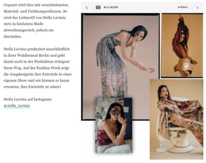 REFINERY29 - » Drei Designerinnen,die Berlin noch nicht kennt «
