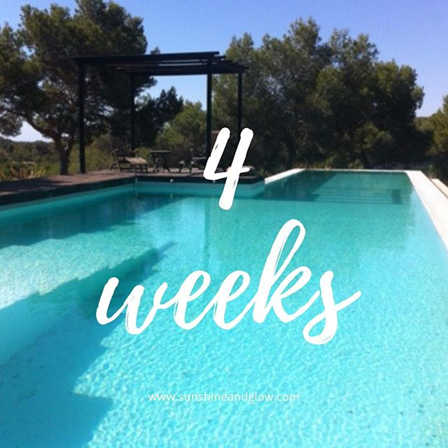 In just four weeks we will be able to sit by this pool with a good book after an energising yoga practice in the morning! ⁠ ⁠ #retreat #selfcare #wellbeing #yoga #retreatyourself #yogaholiday #yogaretreat #yogaeverywhere #yogalifestyle #yogalife #letsgo #sunshineandglow #yogaretreatspain #SUPyoga #massage #luxuryretreat⁠
