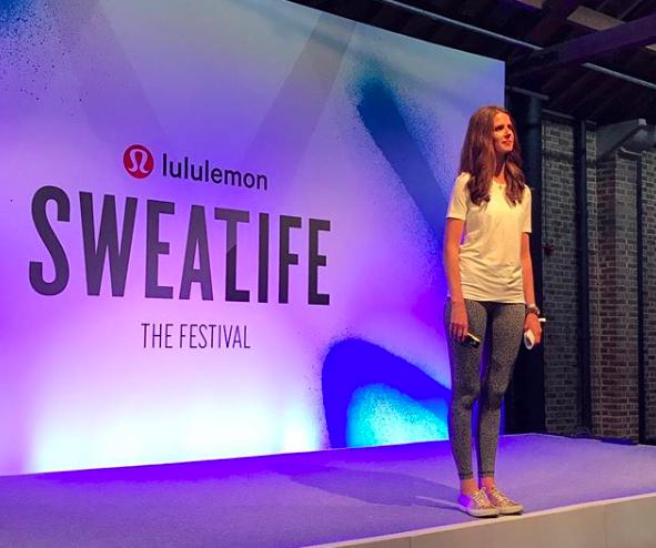 Lululemon Sweatlife
