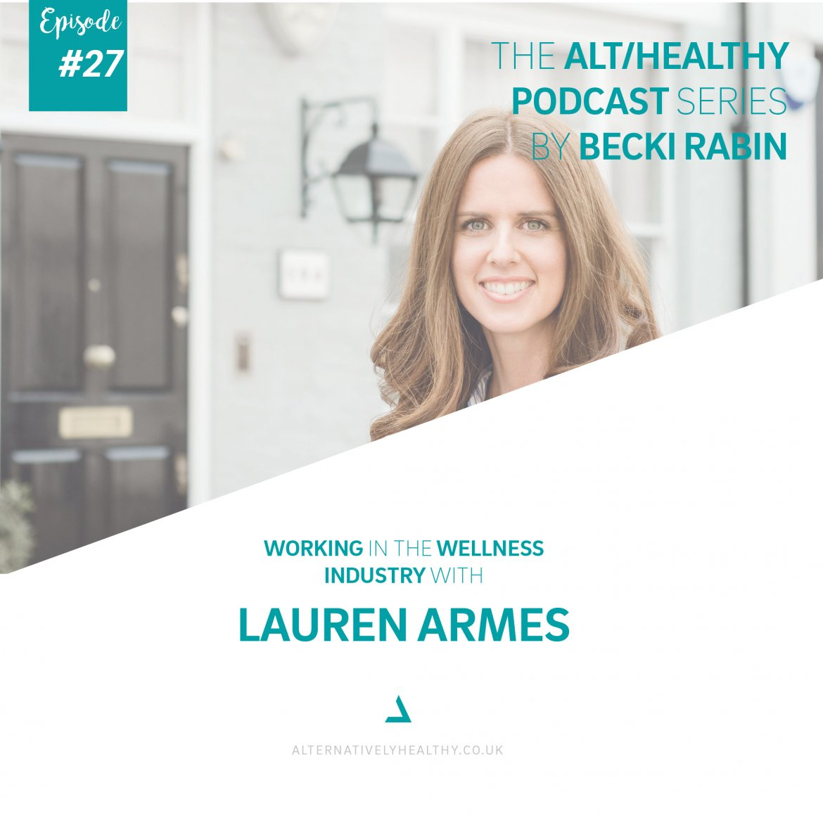 EP 27 – Becki Rabin talks to Lauren about building a business or career in the wellness industry.
