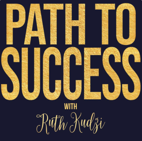 EP. 7 – Ruth Kudzi interviews Lauren about the Path to Success.