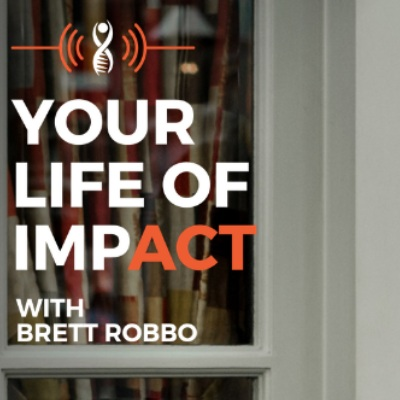 "EP. 125 – Brett Robbo interviews Lauren about how to manifest the quote: ""leap and the net will appear."""