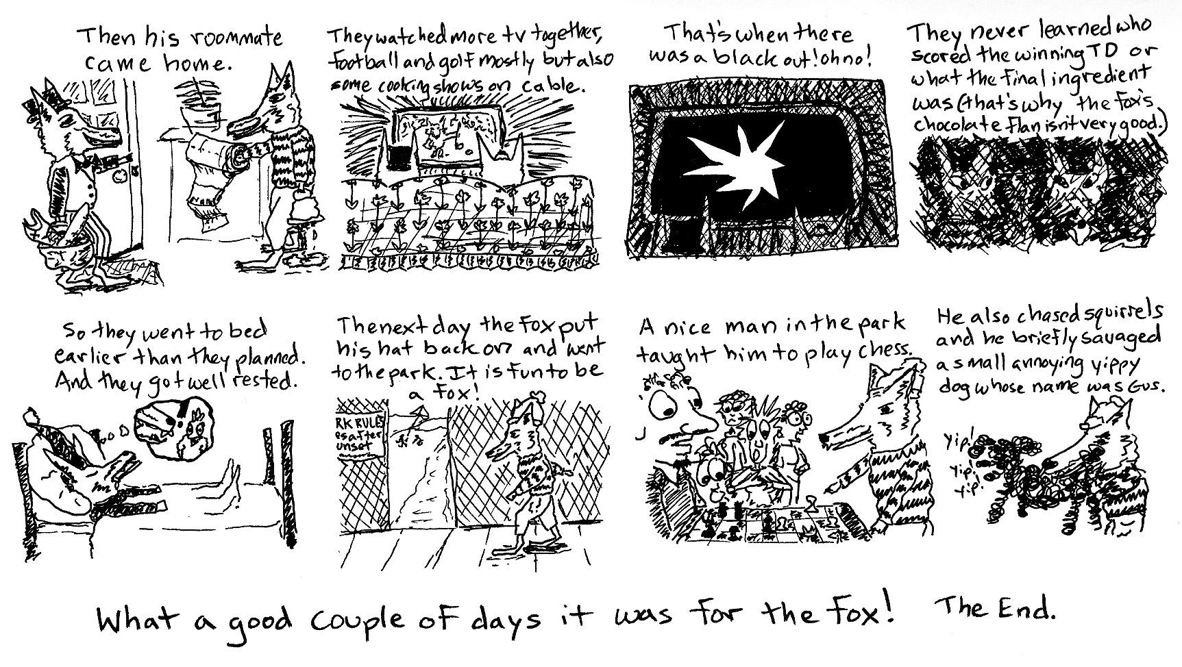 Fox Story 1 Part 2