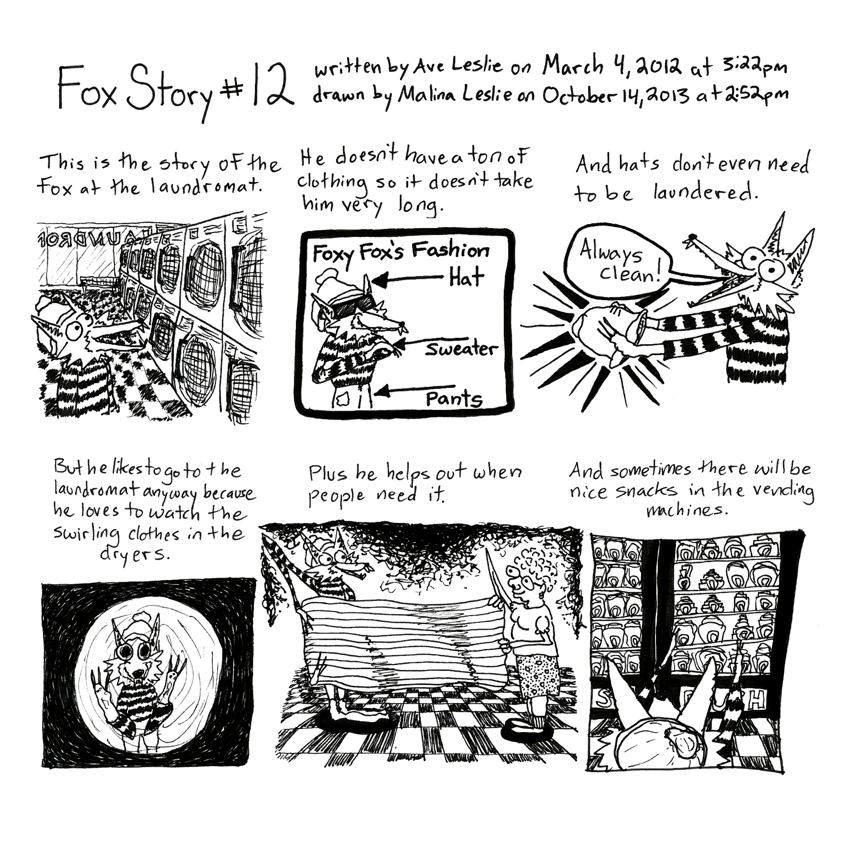 Fox Story 12 Part 1