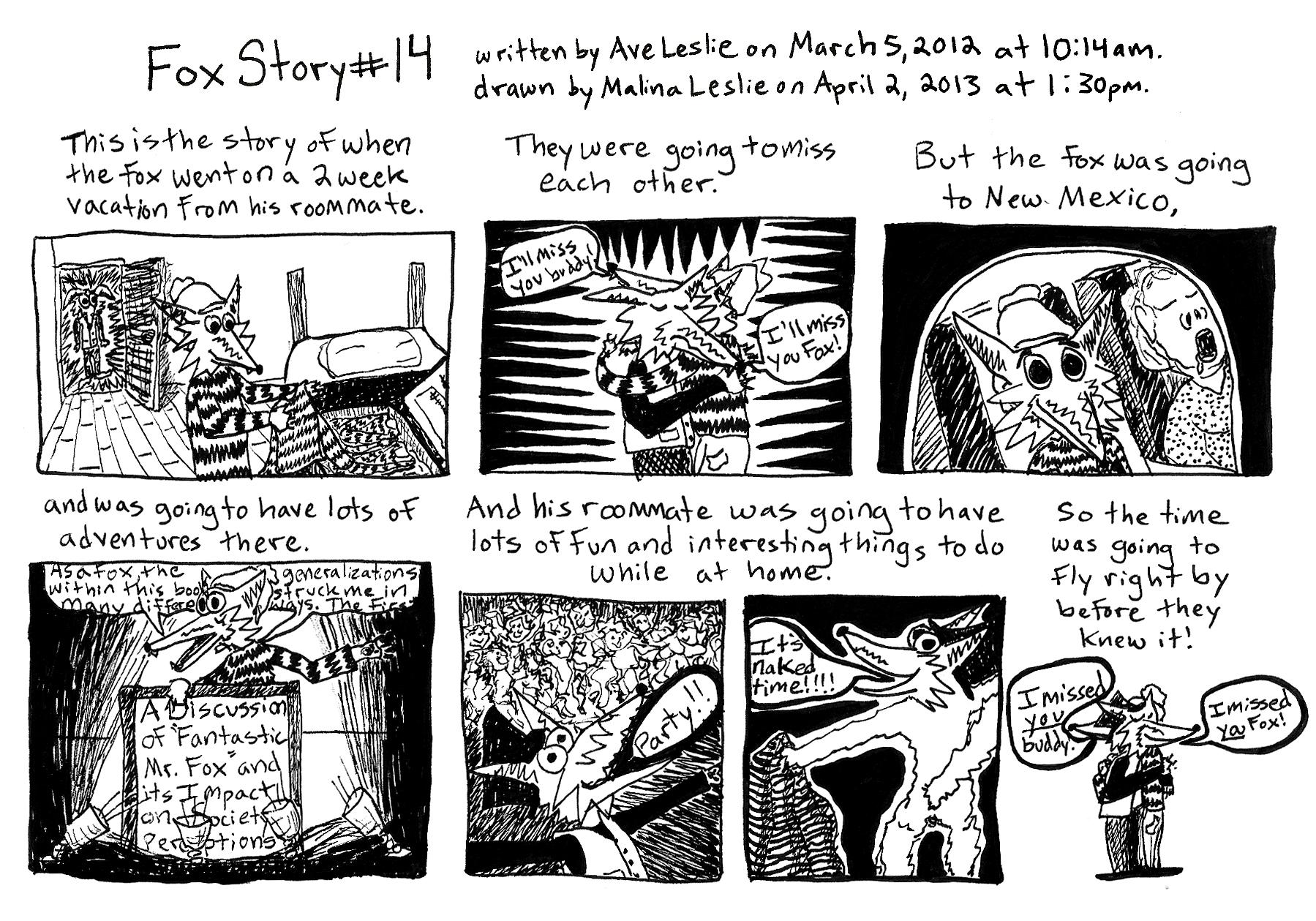 Fox Story 14